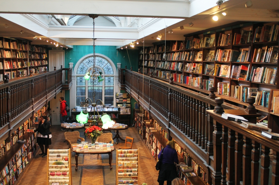 Coolest bookshop in London