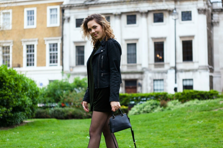 London fashion blogger