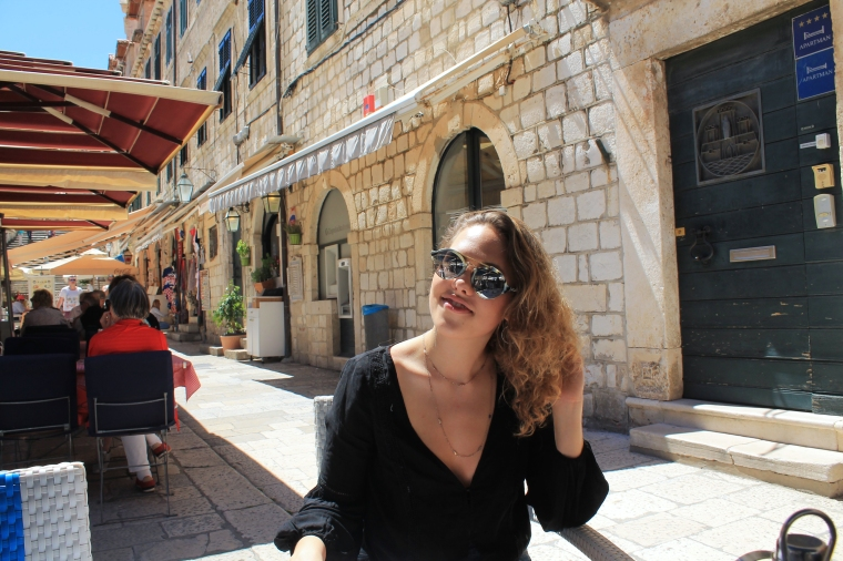 Dubrovnik food blogger