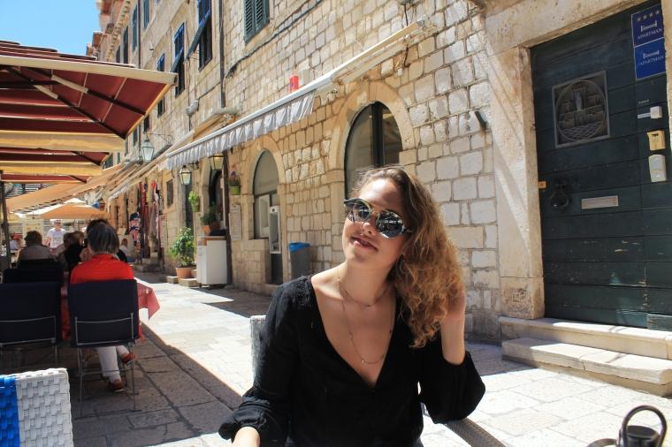 Dubrovnik food blogger