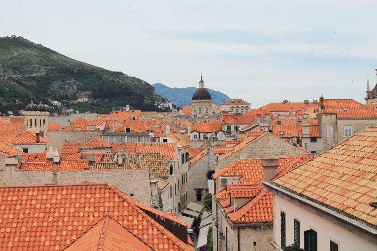 Dubrovnik Croatia view