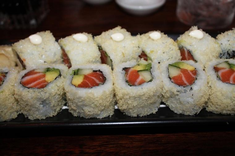 Oka sushi London