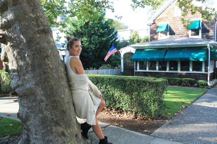 Aritzia fashion blogger