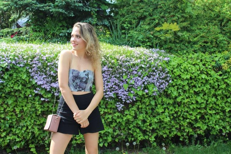 sewing trendy summer top