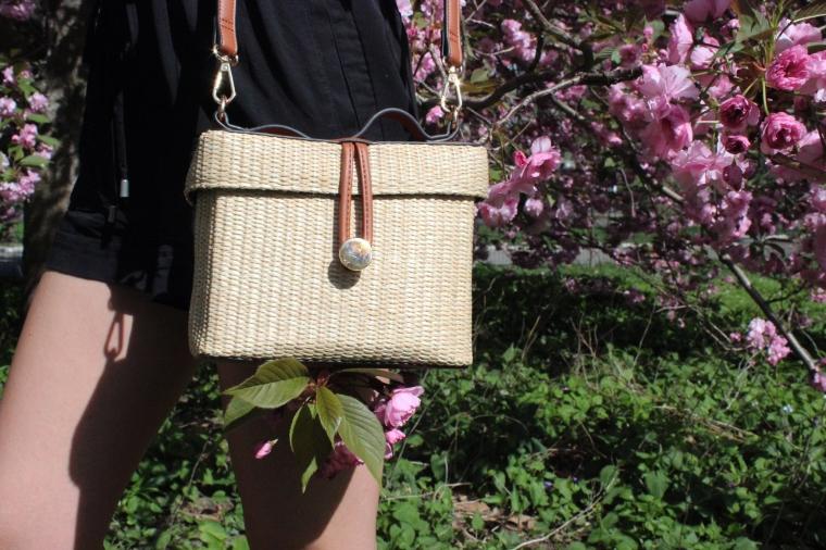 straw bag